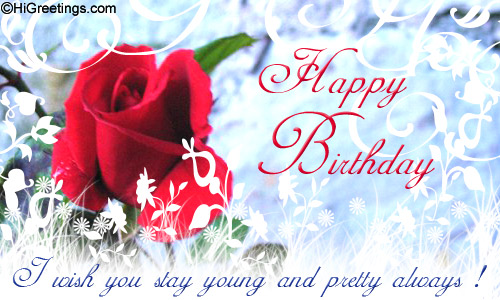 Send eCards Wishes – Birthday Wish Greeting Images