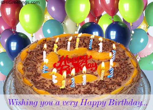 Wish Your Friends A Many Happy Returns Of The Day With This Ecard Send Birthday