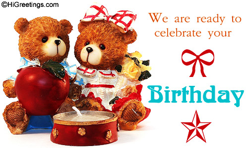 Send eCards For Kids – Birthday Card for Child
