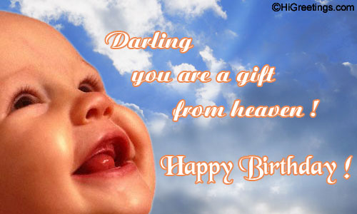 Send ecards for kids gods gift send this expressive ecard to wish your child happy birthday send this for kids gods gift greeting card to your loved ones m4hsunfo