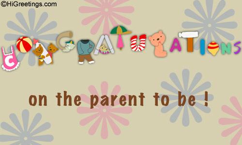 Send ecards pregnancy congrats to the parents to be higreetings congratulations pregnancy congrats to the parents to be m4hsunfo