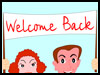 Back With Us! - Welcome Back ecards - Congratulations Greeting Cards