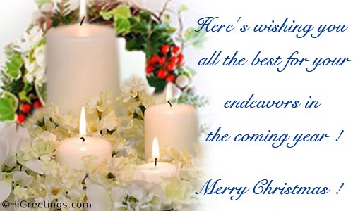 Send ecards business formal greetings best wishes for christmas higreetings events christmas business formal greetings best wishes for christmas m4hsunfo