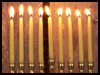 Festival Of Lights On Hanukkah