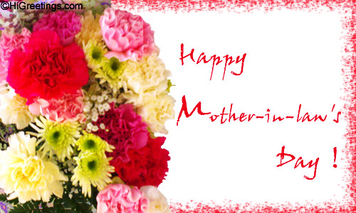 Send Ecards Mother In Law Day Happy Mother In Law S Day