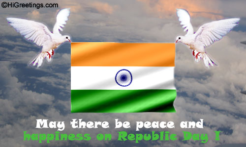Send ecards republic day india wishing you send warm wishes on republic day to your friends family and loved ones send this republic day india wishing you greeting card to your loved ones m4hsunfo