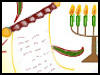 Sealed in a book - Rosh Hashanah ecards - Events Greeting Cards