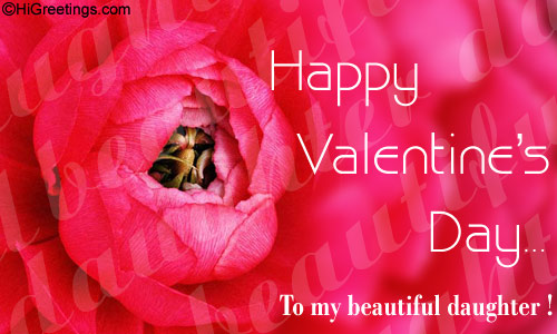 Send ecards family to a beautiful daughter higreetings events valentines day family to a beautiful daughter m4hsunfo