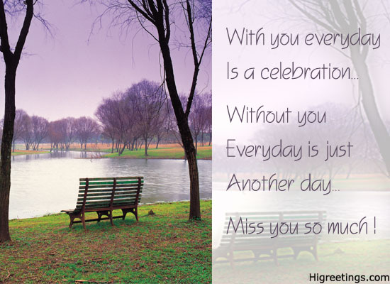 Send ecards missing him her longing for you from long higreetings love missing him her longing for you from long m4hsunfo